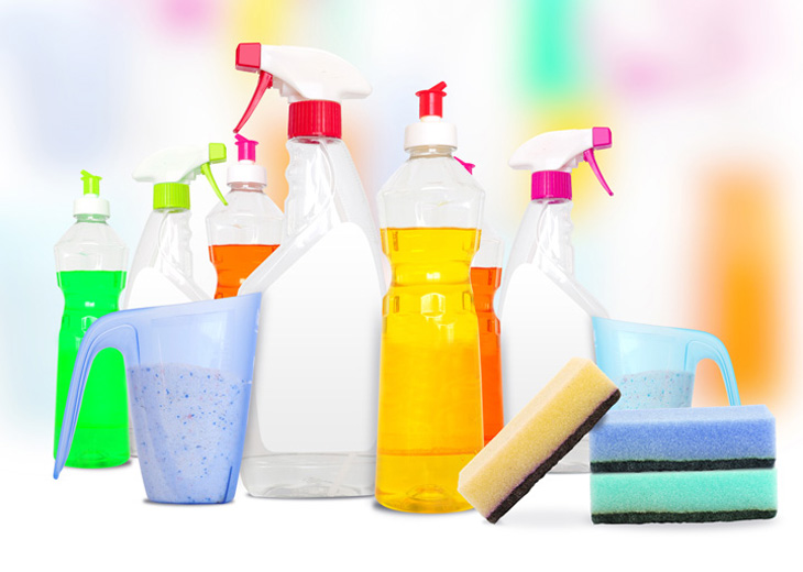 Start a chemical management plan respro food safety professionals - Cleaning products for kitchen ...