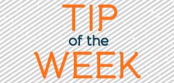 Tip-of-the-Week