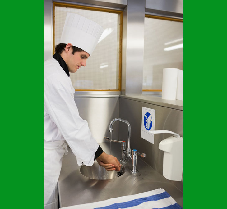 Double Hand Washing Is an FDA Food Code Rule | ResproFSP.com