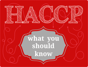 HACCP Plans Are for Anyone Handling Food
